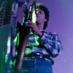 1986.07 Ginásio do Guarani Show Guilherme Arantes - Crédito Giancarlos Gianelli