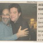 2006.10.12 - leo e jacques - lançamento radamés e o sax 2