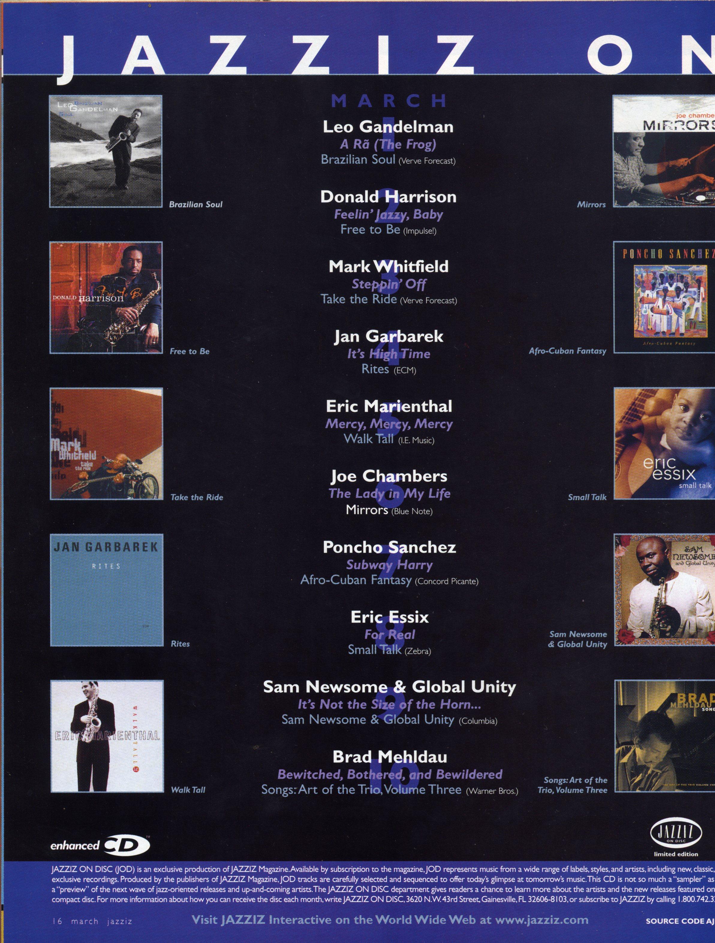 Revista Jazziz056