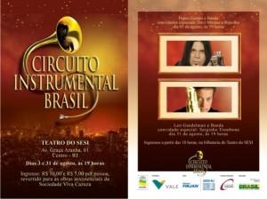 Circuito Instrumental Brasil