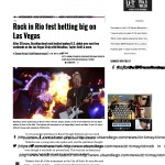 2015.05.08 - Rock in Rio USA is betting big on its debut festival in Las Vegas. Page 2 of 4 | UTSanDiego.com 1