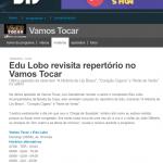 2016.06.05 Vamos Tocar Edu Lobo 2