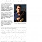 2016.07.07 Saxofone de Leo Gandelman repassa história do samba em show em Madri - Últimas Notícias - UOL Música