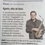 2016.08.03 O Globo GigaBaile Carioca da Gema