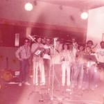 1979.08.19 - gravação banda Av Brasil. estudio EMI 19:8:79