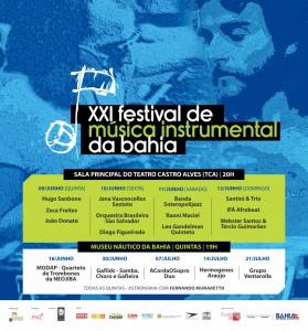 2016.06.11 XXI Festival de Música Instrumental da Bahia