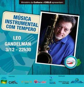 2016.12.03 Leo Gandelman Praia do Forte