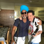 2016.12.09 Leo Gandelman e Carlinhos Brown
