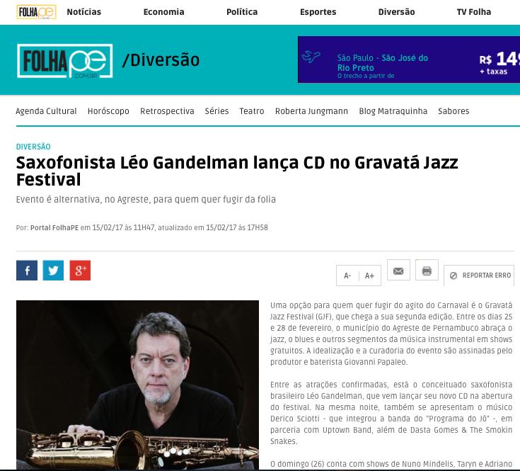 2017.02.15 Gravatá Jazz Festival 1