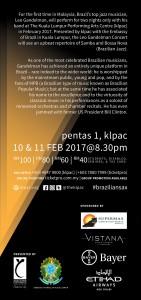 2017.02.10 e 11 Leo Gandelman Kuala Lumpur 2